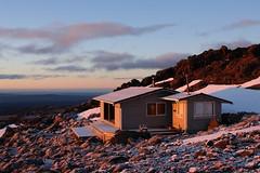 Rangipo (jonathan.aotearoa) Tags: newzealand mountain snow volcano hut tongarironationalpark doc tramping ruapehu rangipo roundthemountan