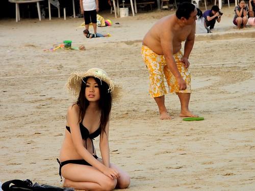 Shek-O Beach, Model