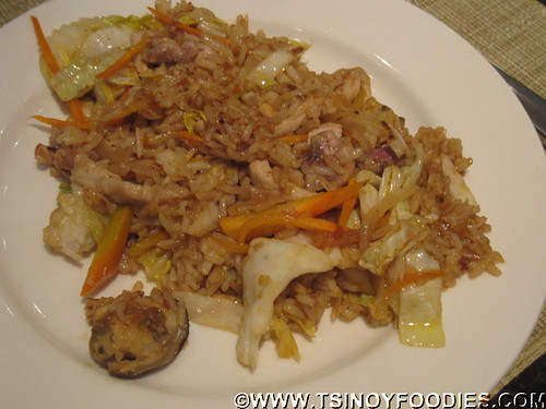 mongolian fried rice