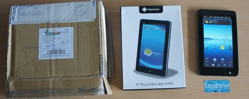 iRobot akcija: 7 colių Android tablet tik už 228Lt!