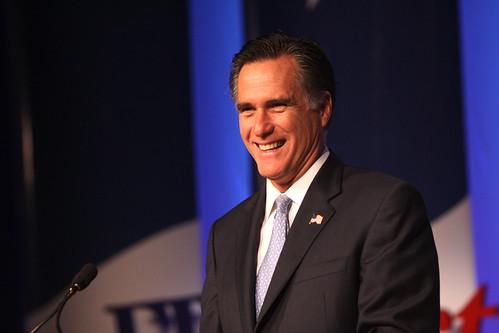 Mitt Romney by Gage Skidmore