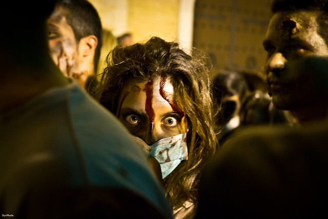 Sitges Zombie Walk - 3