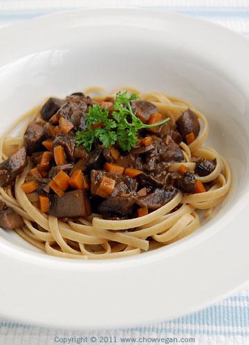 Mushroom Burgundy