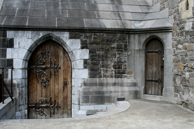 Doorways in Ireland