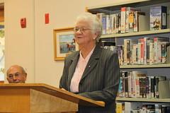 Phyllis Stewart (WCRL) Tags: photography women library digby johncollierjr ruralnovascotia alexleighton westerncountiesregionallibrary drjanemurphyleighton