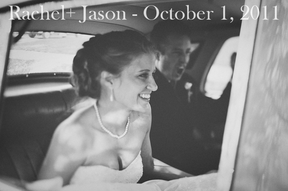 Rachel and Jason Wedding photo