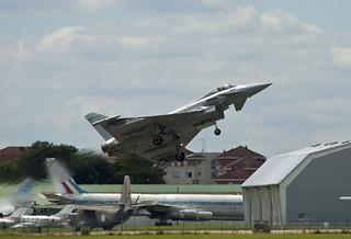 2011.06.24.247 - LE BOURGET - 49° Salon - Eurofighter Typhoon T (MM7306 - cn.ISO38) de l'AMI