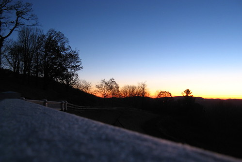 Predawn, Blue Ridge Mountains