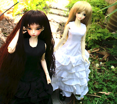 Busy People Going Nowhere (Onizel) Tags: bjd fairyland msd mnf shoyo minifee dollzone rheia