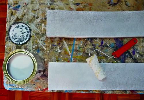 Passo a passo da pintura da cadeira Malawi