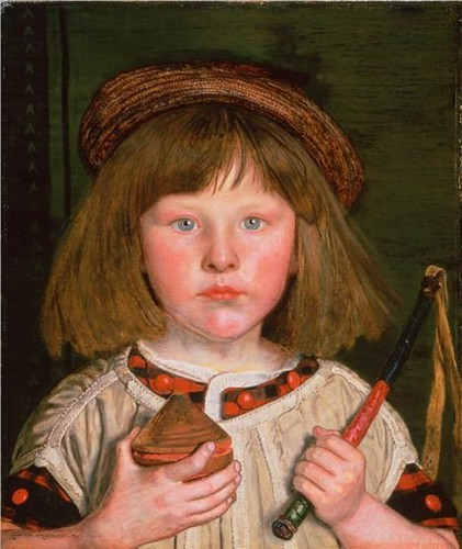 Ford Madox Brown - The English Boy
