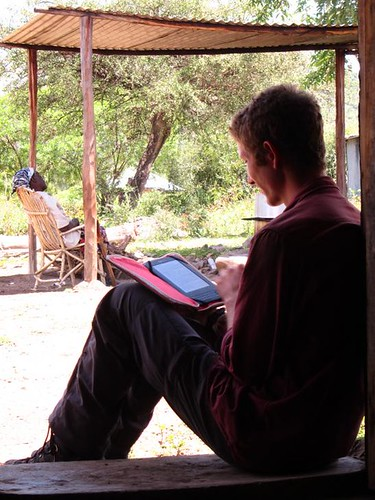 reading kindle kenya africa