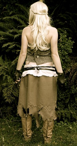 Daenerys Targaryen Costume Cosplay a Game of Thrones
