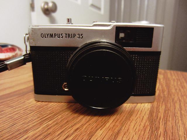 olympus trip 35 mm
