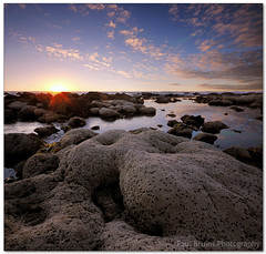 Spongy Sunset (Panorama Paul) Tags: sunset clouds capetown sponges nohdr melkbosstrand sigmalenses nikfilters vertorama nikond300 wwwpaulbruinscoza paulbruinsphotography