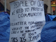 Call for Community Watchpersons