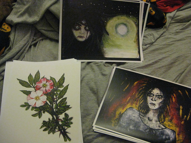 More prints for Open Studio