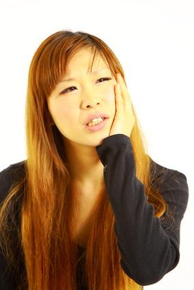 歯周病による歯痛