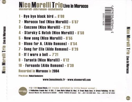 nico morelli back