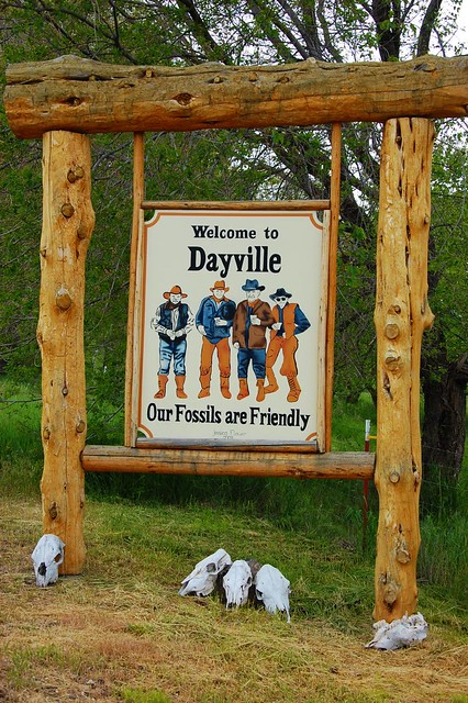 Welcome to Dayville