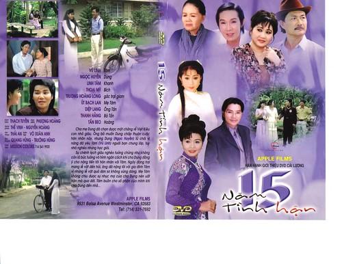 Cải Luong 15 Nam Tình Hận Ngọc Huyền - Vu Linh - Linh Tâm -