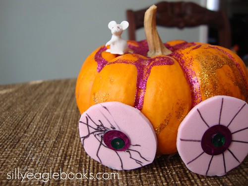 cinderella's pumpkin craft