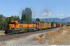 BNSF2094_2326GB_200911 (Catcliffe Demon) Tags: usa montana local railways bnsf railroading gp382 burlingtonnorthernsantafe usatrip8sep2011