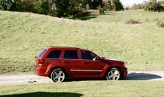 06 srt8 (Lp_photography) Tags: red cars jeep grand cayenne porsche inferno cherokee wk hemi mopar suv charger srt8 61l x5m
