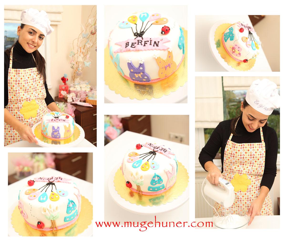 Pasta Kursu Fotoğrafları