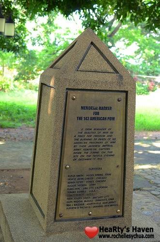 Plaza Cuartel Memorial Marker