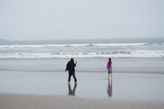 Picture time! (Dbennison) Tags: ocean chile trip travel november cold beach wet water america fun la pentax south adventure backpacking rainy da serena sa k5 laserena 2011 1650m