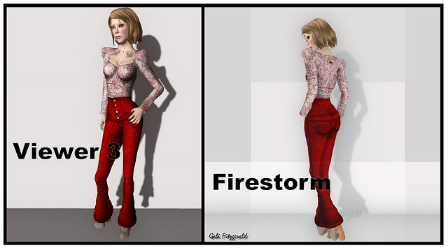 viewer 3 X Firestorm