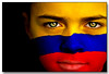 Colombian boy (Mauricio Mazo) Tags: people latinamerica southamerica boys childhood smiling dedication loving fun fan football support colombia child audience colombian flag happiness pride celebration lad teenager facepaint devotee patriotism excitement success spectator winning determination messingabout loyalty nationalistic fanatic adolescence ecstatic facialexpression stagemakeup youthculture colombianflag sportsteam humanhead fanatical jingoistic footballfan teenagersonly soccerworldcup southamericanculture childrensleague traditionallylatinamerican latinamericanandhispanic