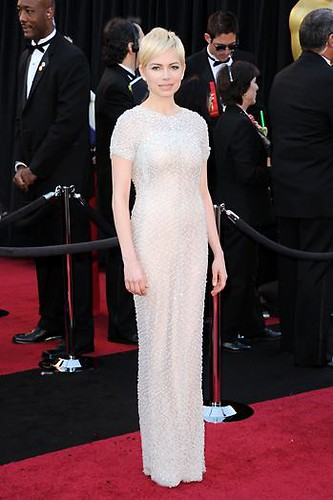 Michelle Williams oscar 2011