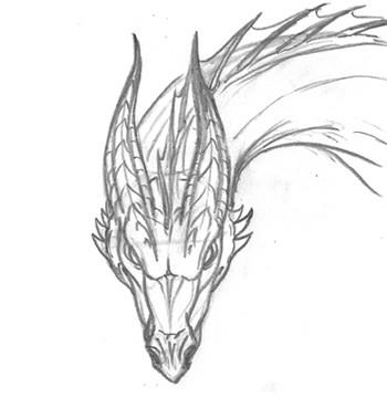 Desenhando a cabeça de um Dragão 6306443869_01ce720de3