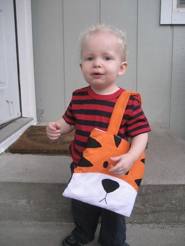 Calvin & Hobbes Costume