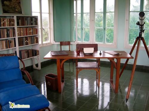 Hemingway's Writing Room, Cuba