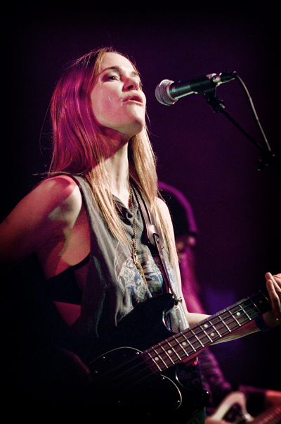 Leisha Hailey of Uh Huh Her