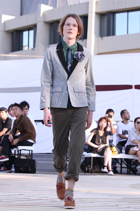 Julian E. 3021_SS12 Tokyo FACTOTUM(Fashionsnap)