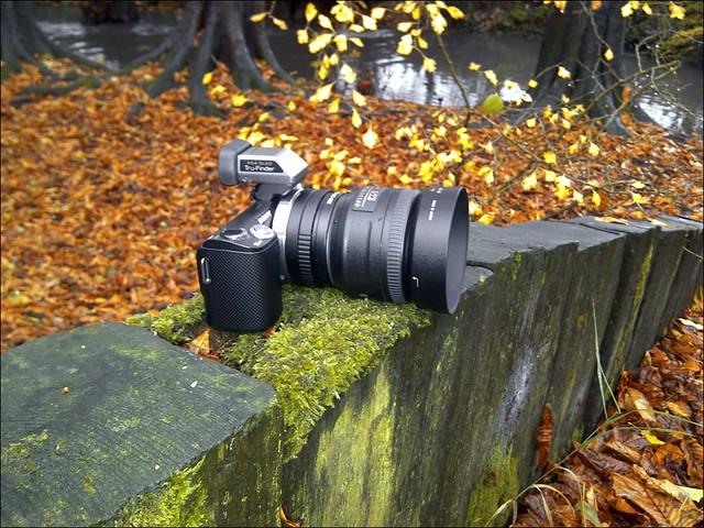 Sony NEX-5n Nikon 35mm  f/1.8G