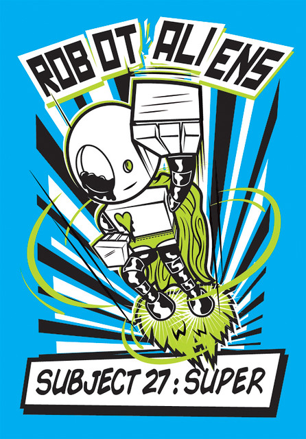 Super T-shirt Design