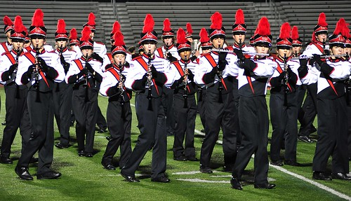 Lakota West band