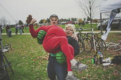 Fujifilm X100 Halloween // Campton Cyclocross What (Brent Knepper) Tags: street costumes people chicago halloween costume illinois fuji weekend unique creative streetphotography fujifilm hulk cyclocross hockeyplayer x100 campton chicrosscup indiephotography chicagocyclocrosscup streettogs brentknepperphotography