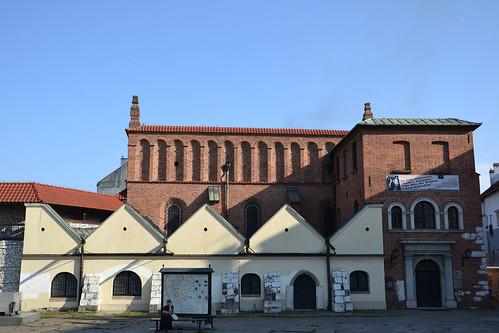 Sinagoga vieja en Kazimierz
