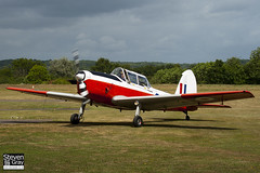 G-HAPY - WP803 - C1 0697 - Private - De Havilland DHC-1 Chipmunk 22 - Panshanger - 110522 - Steven Gray - IMG_6617