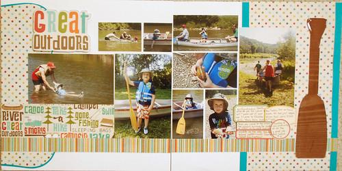 Canoeing 2011