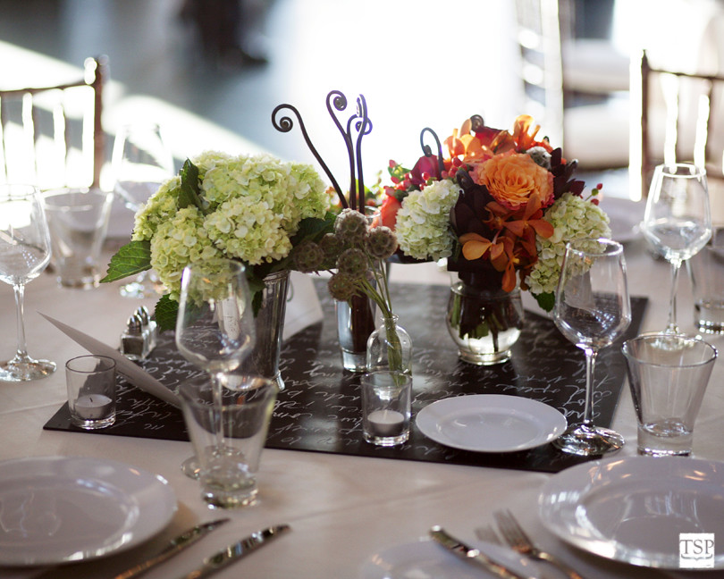 Steven Moore Designs Flower Centerpieces