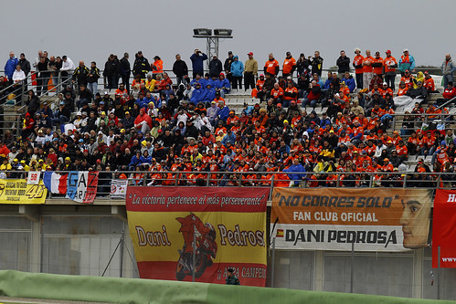 Fans Pedrosa