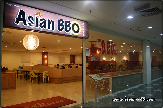 Asian BBQ @ Pragin Mall
