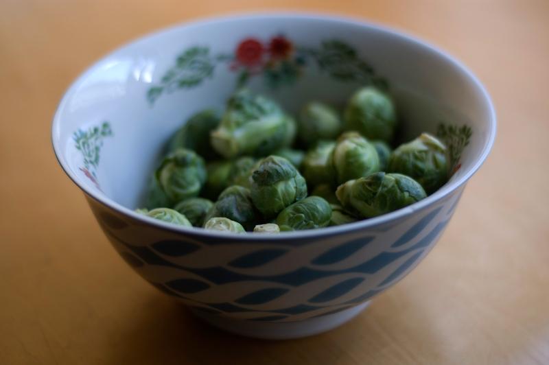 Couves de Bruxelas // Brussels Sprouts